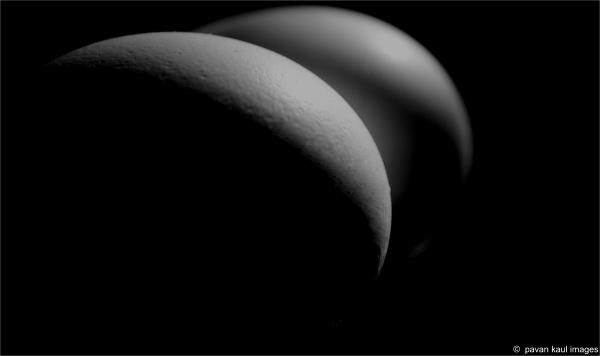 sensual curves of a pair of eggs