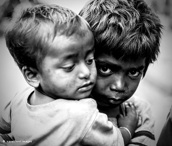 street kids in kolkata