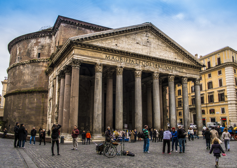 An icon of archetecture: The Pantheon