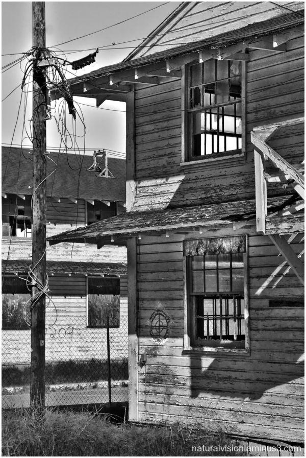 Fort Ord Barracks