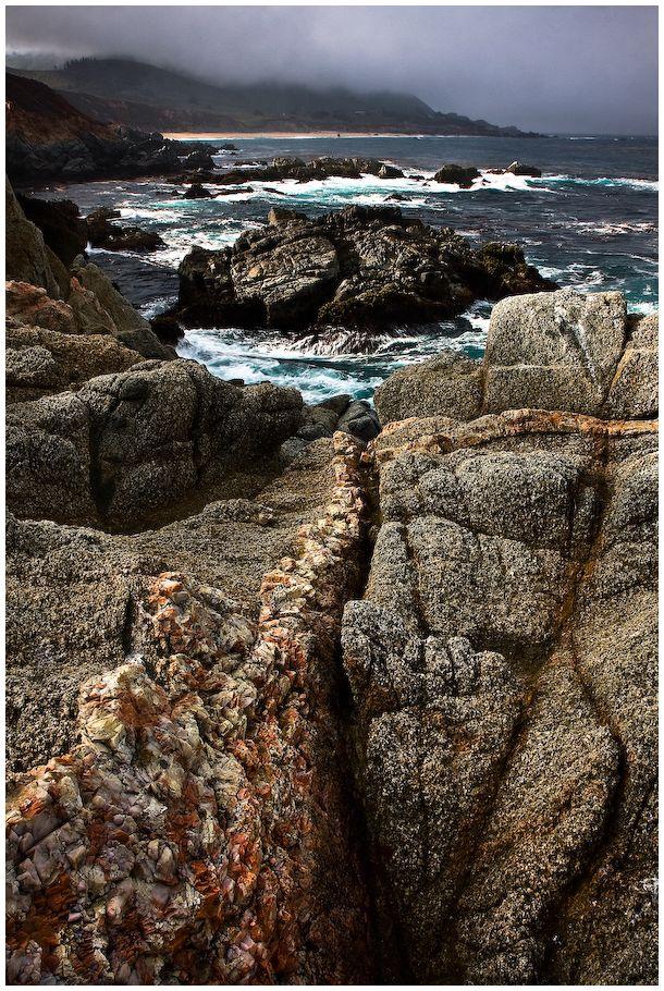 Garrapata Cliffs