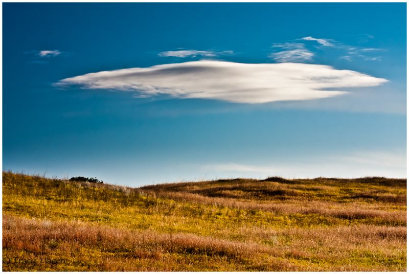 cloud over field highway 58