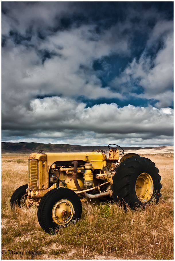carrizo plain tractor