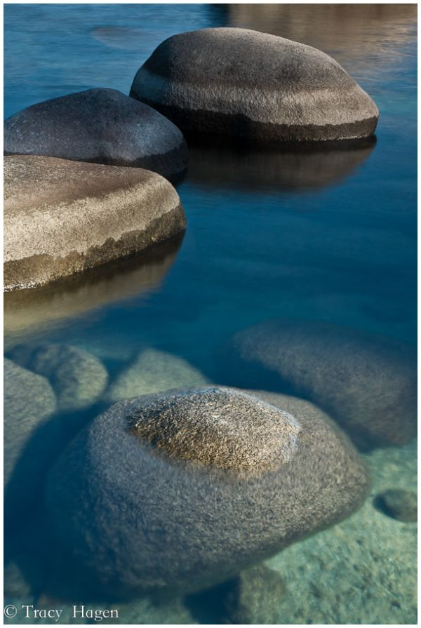 Rocks at Sand Harbor