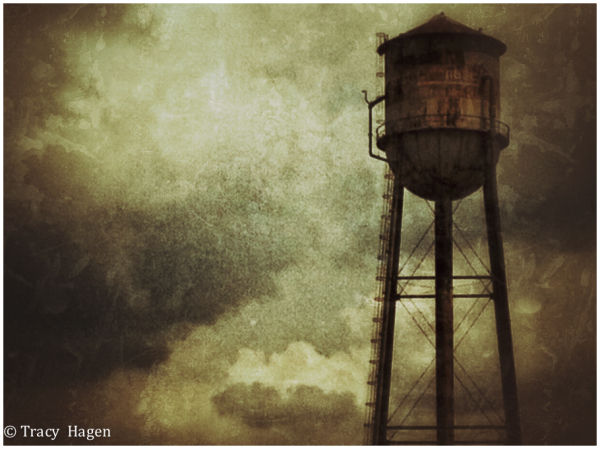 iphone Water Tower