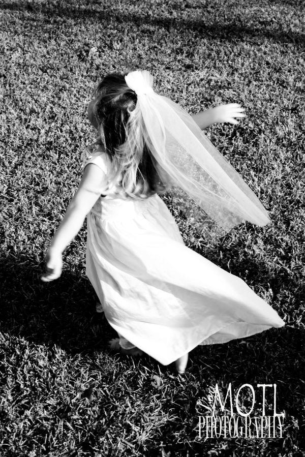 Playing bride