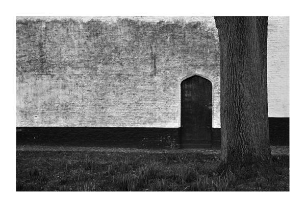 Photographie porte Bruges