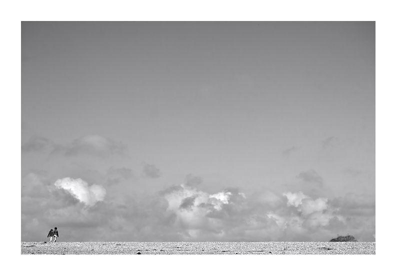 photographie enfants nuages