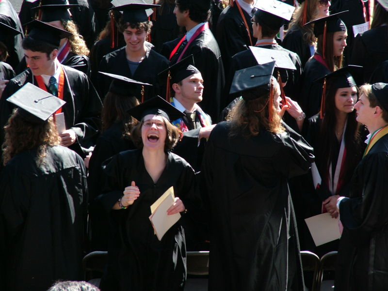 graduation lewis and clark