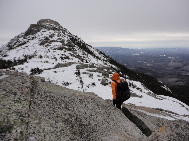 Mt. Chocorua Winter Ascent