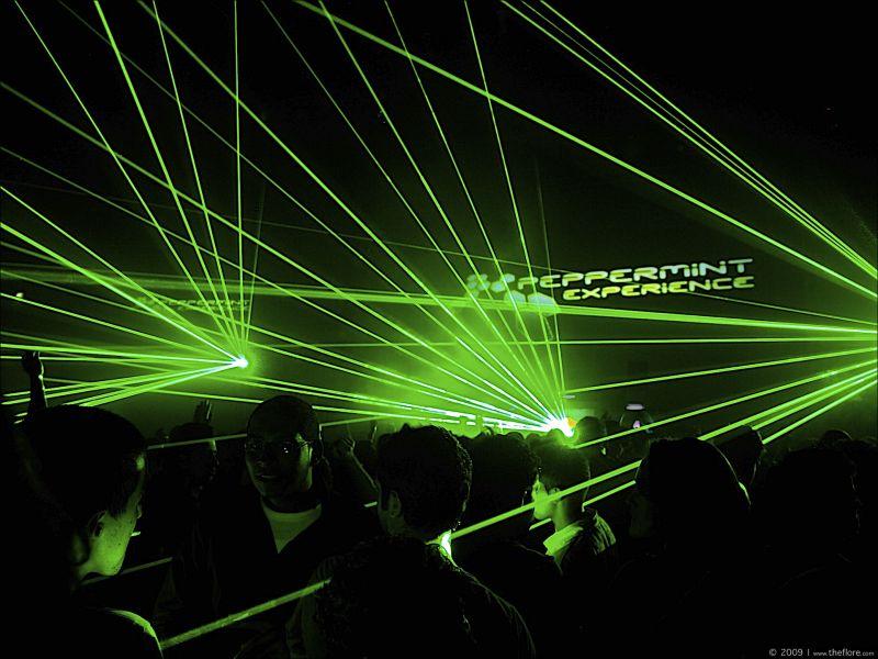 Sander Kleinenberg at Peppermint Experience Dubai