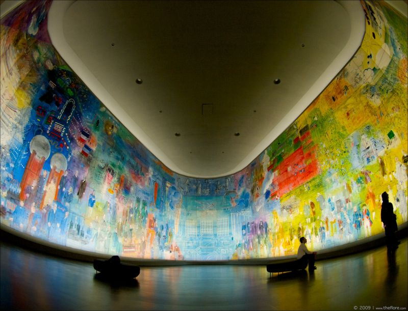 The Largest painting in the world