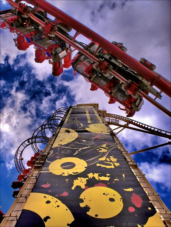 Hollywood Rip Ride Rockit - Universal Studios