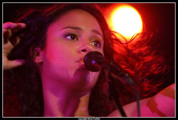 Mayra Andrade, Paléo Festival Nyon 08