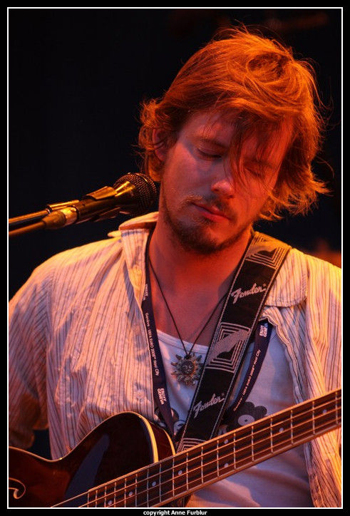 William White, Concerts Euro 2008