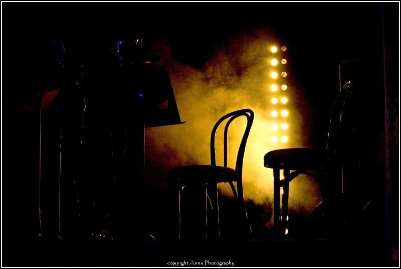 concert Stevans, Scène Ella Fitzgerald