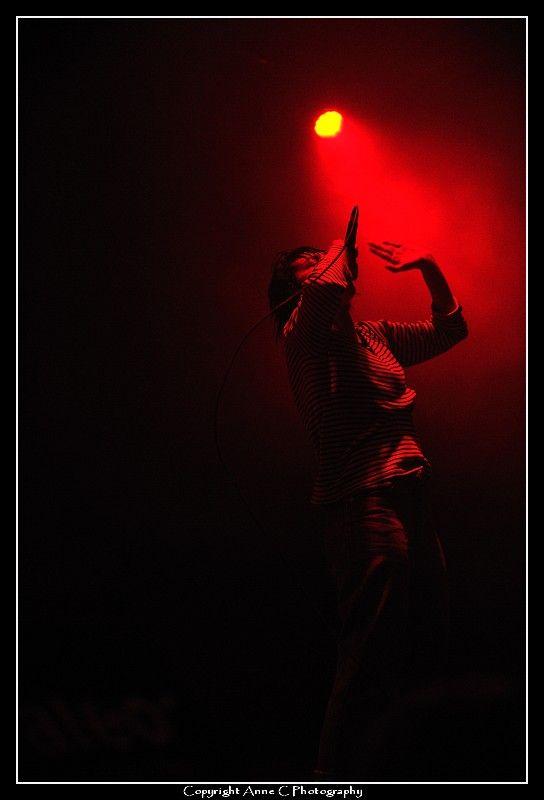 Paléo festival 2010, Kap Bambino, scène, lumière,