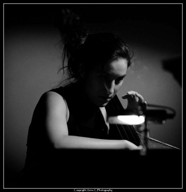 Marine, Esprit Frappeur, live, musique, violoncell