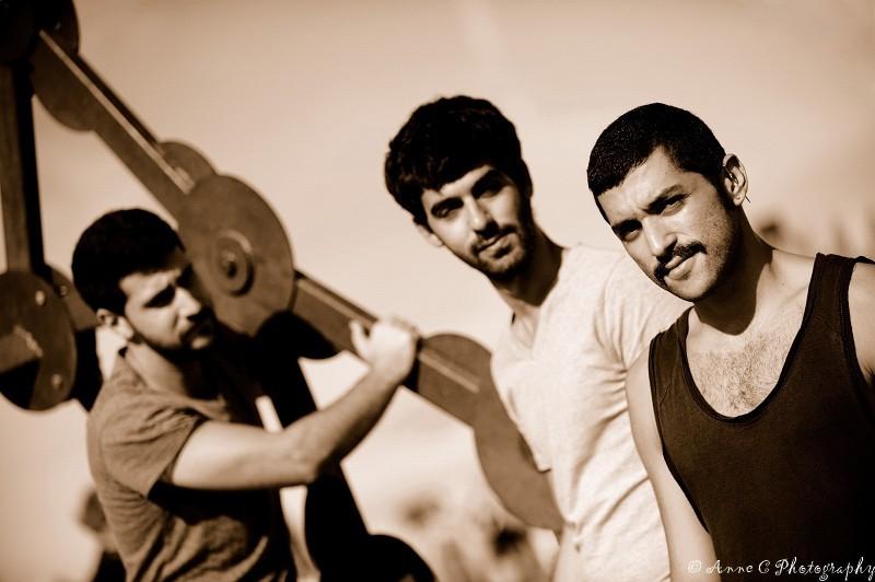 Mashrou Leila Paléo Festival 2012 artiste scène mu