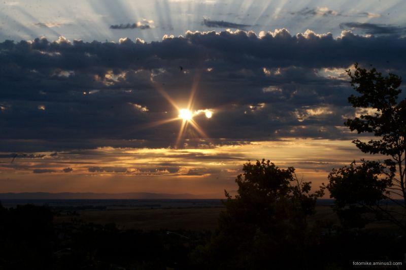 Rocklin Sunset