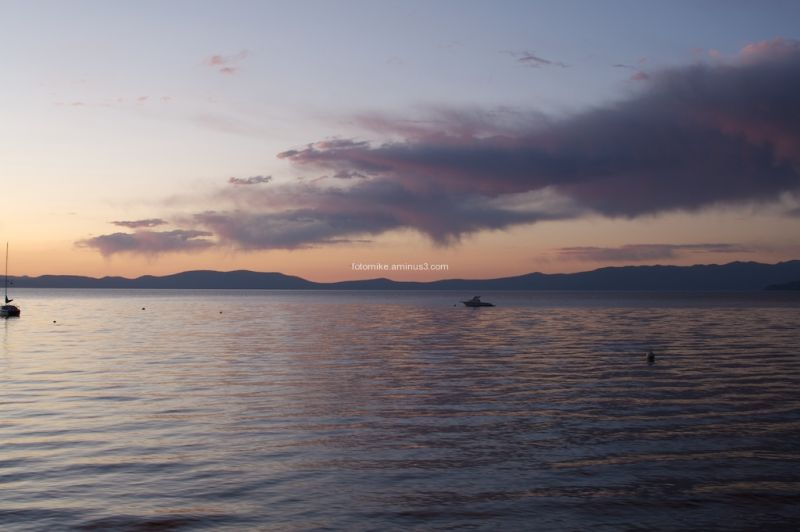 Another Lake Tahoe Sunset