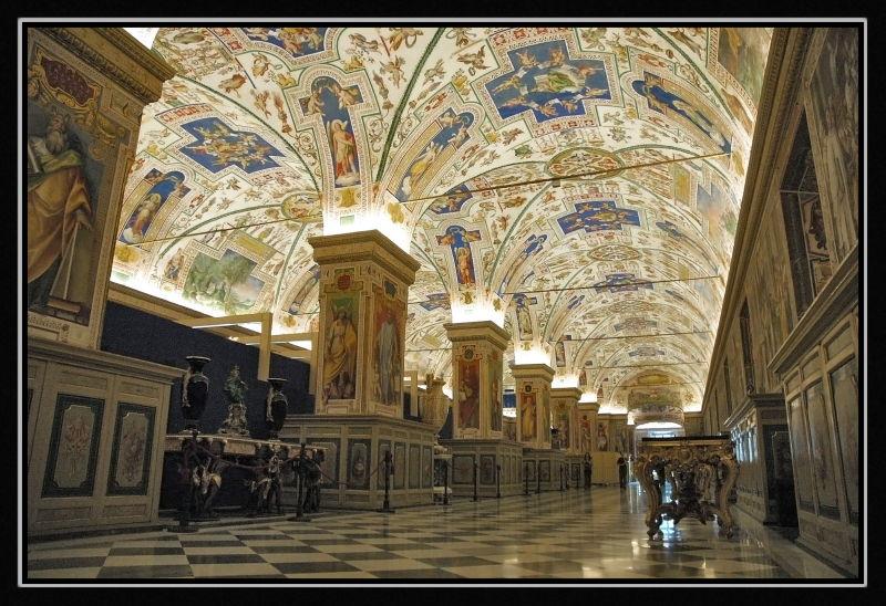 Biblioteca Museo del Vaticano