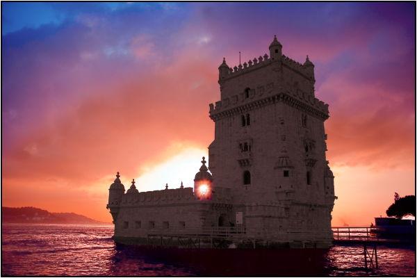 Torre del oro, Belem - Portugal