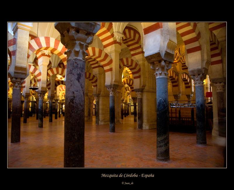 Mezquita de Còrdoba - Spain
