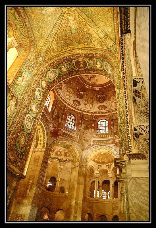 San Vitale, Ravenna  Italia
