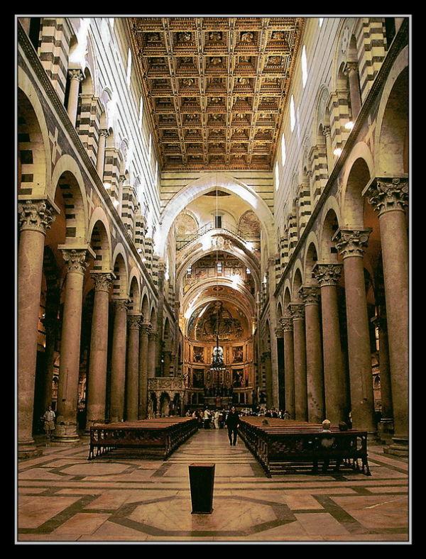 Duomo, Pisa Italia