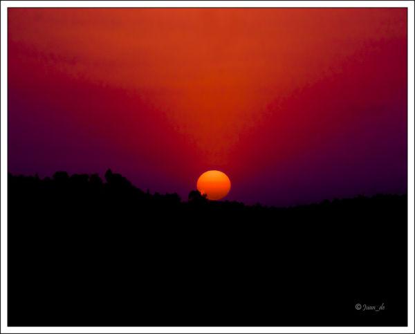 Sun(set)