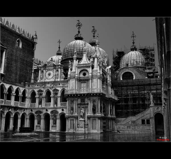Palacio Ducal, Venecia