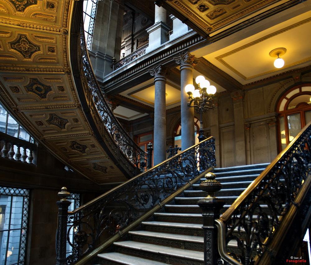 Stairways to heaven ?