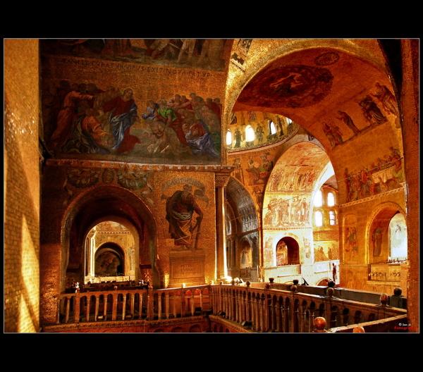 Catedral de San Marcos, Venecia