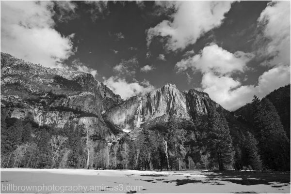 Upper Yosemite Fall and Meadow