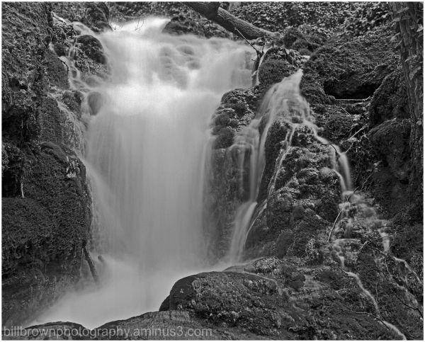 Spanish Waterfall I
