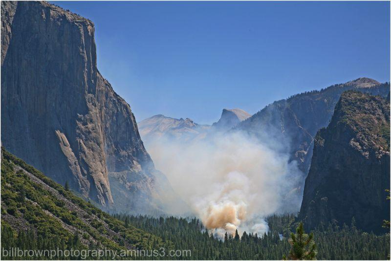 Yosemite, Smoky Tunnel View