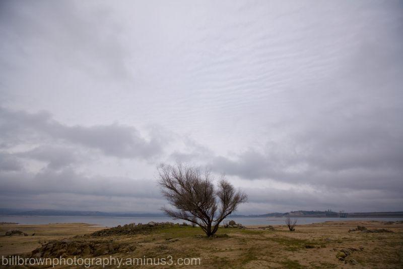 Folsom Lake 3/01/09