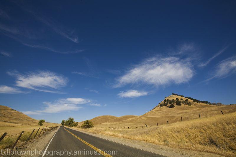 Pass Road - Sutter Buttes