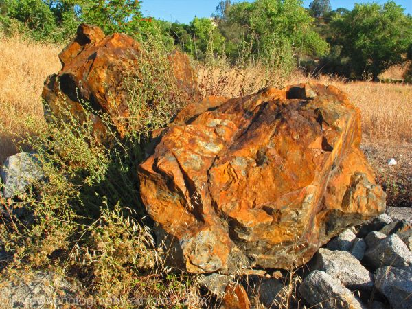 Rustic Rocks