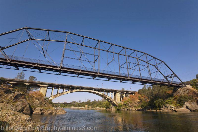 Folsom Bridges 1, 2, 3