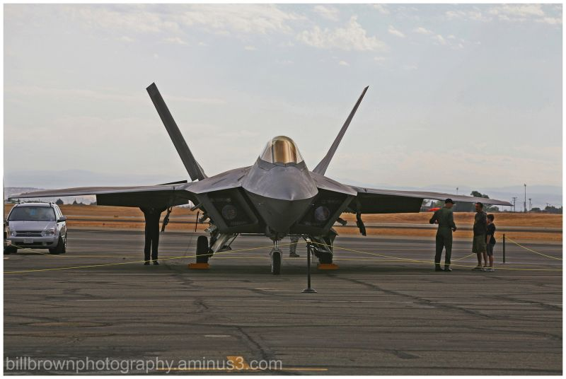 F-22 Raptor Stealth Fighter