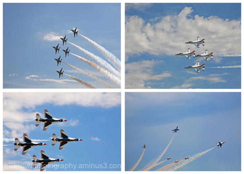 Thunderbird Air Show 9/12/09