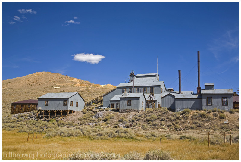 Bodie - The Standard Mill