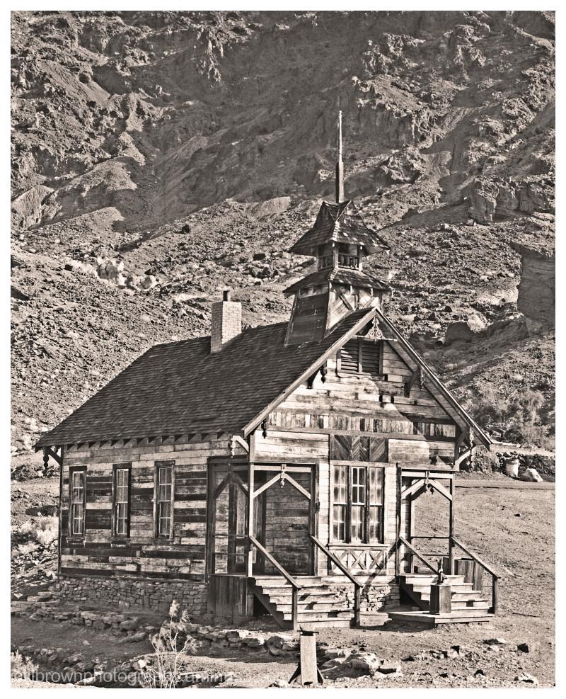 Calico Schoolhouse