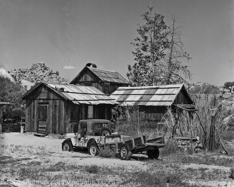 Keys Ranch Main House
