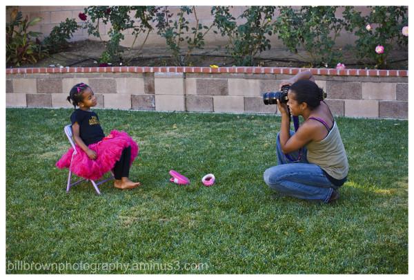 Daughter Shooting Granddaughter