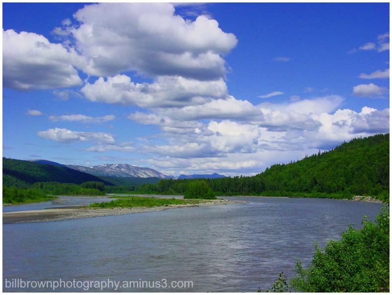River Wide ....