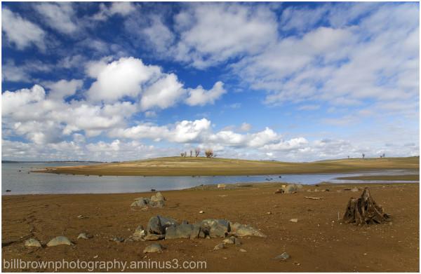 Mormon Island - Folsom Lake