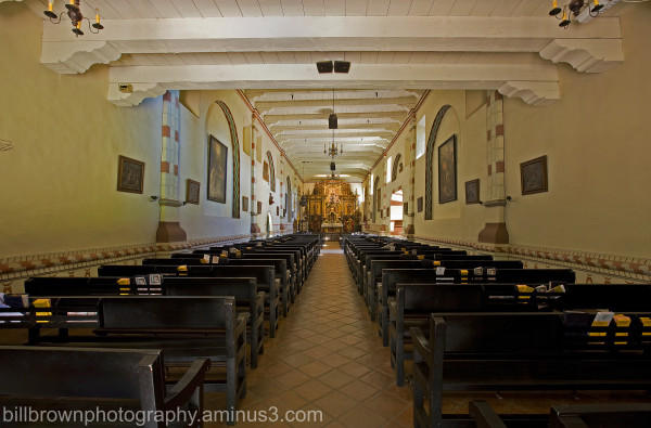 San Fernando Rey de España - Chapel Interior